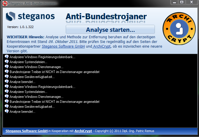Anti – Bundestrojaner
