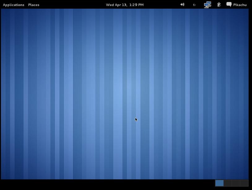 Linux: Kurztipp – Panels entfernen im Gnome 3 Fallback Modus