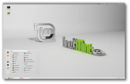Linux Mint 12 (Lisa) erschienen