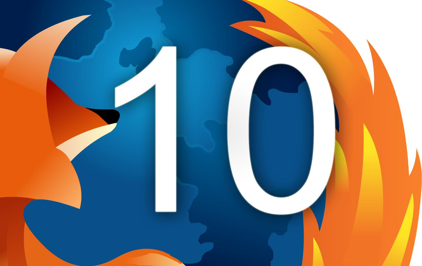 Firefox 10 kommt mit ESR – Langzeitsupport