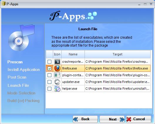 Portable Apps (Programme) selbst erstellen