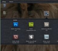 Aus der dA-Gruppe: WinLaunch – Launchpad für Windows