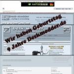 Deskmodder hat Geburtstag und startet den Oster-Geburtstags DSC