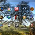 ViPad Desktopicons in einem Tool mit Tabs ordnen