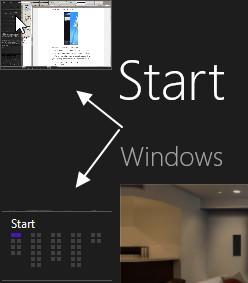 Thumbsvorschau per MouseOver am Desktop deaktivieren – Windows 8