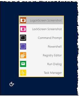 Dem Button Center für erleichterte Bedienung beim Lock Screen andere Anwendungen zuweisen