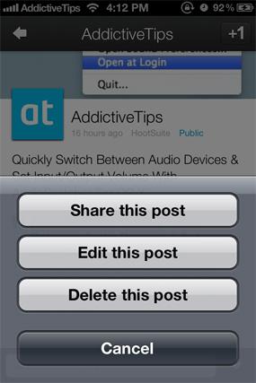 Android und iOS: Google+ Update bringt Pages und Beitrags-Editierung