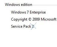 Keine ServicePacks mehr für Windows 7 und auch Windows 8