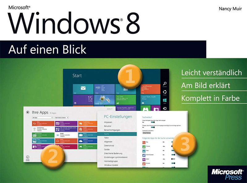 Windows 8 eBook bis 1.November kostenlos