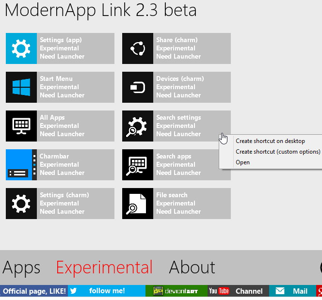 ModernApp Link 2.3 erschienen