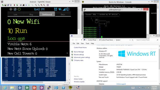 Erstes Jailbreak-Tool für Windows 8 (ARM) RT