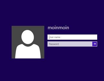 User List Enabler – Benutzeraccounts nach dem Booten von Windows 8 anzeigen