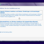 Windows 10, 8.1 und 8 Reparatur mit einem Inplace Upgrade [Update]