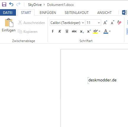 Office 2014 für Mac OS X, iOS und Android kommt noch dieses Jahr