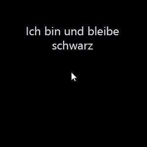 Schwarzer Bildschirm nach Windows 8 Update