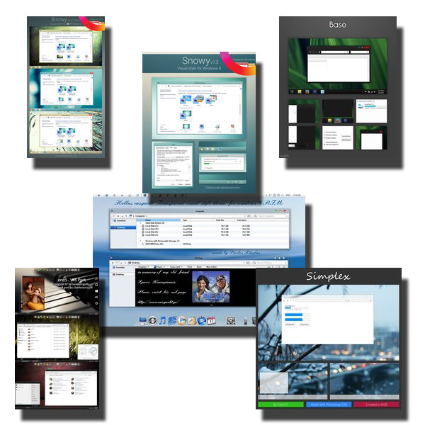 Neue Windows 8 Theme