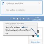 Windows Update Notifier – Updateanzeige für den Desktop