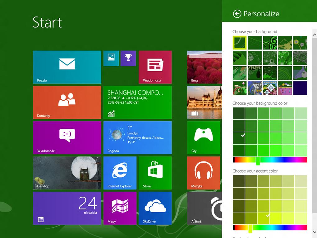 Windows Blue Bilder und Iso der Build 9364 geleakt inkl. Video