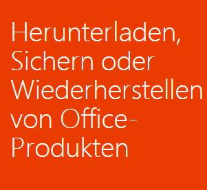 Office 2010 und 2013 als Download herunterladen