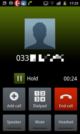 Android: Anrufe einfach aufnehmen