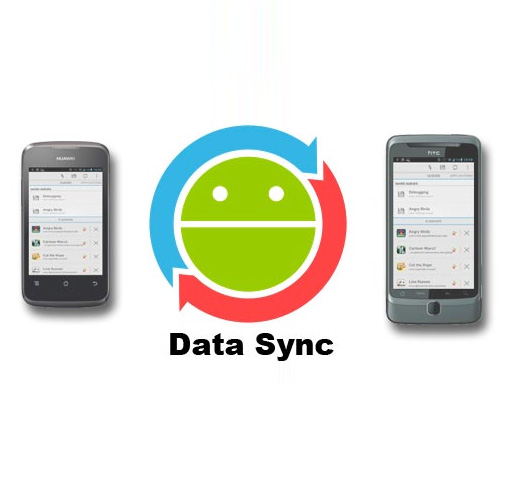 Data Sync: Mehrere Android Geräte synchronisieren