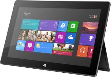 Touch Cover oder Type Cover aktuell kostenlos beim Kauf des Surface RT