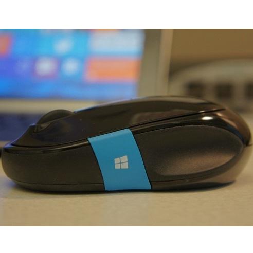Neue Microsoft Mäuse mit einem Startbutton
