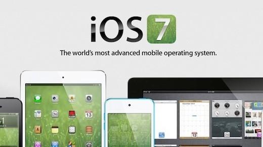 iOS7 vereinfacht das Einbinden von Google Diensten
