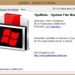 SysMate – Systemdateien mit einem Tool ersetzen