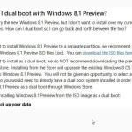 Windows 8.1 Preview soll es auch in iso als Download geben [Update]