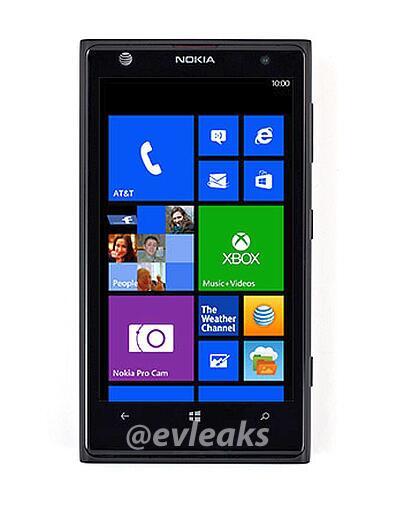 """Pressebild des kommenden Nokia Lumia 1020 """"EOS"""" veröffentlicht"""