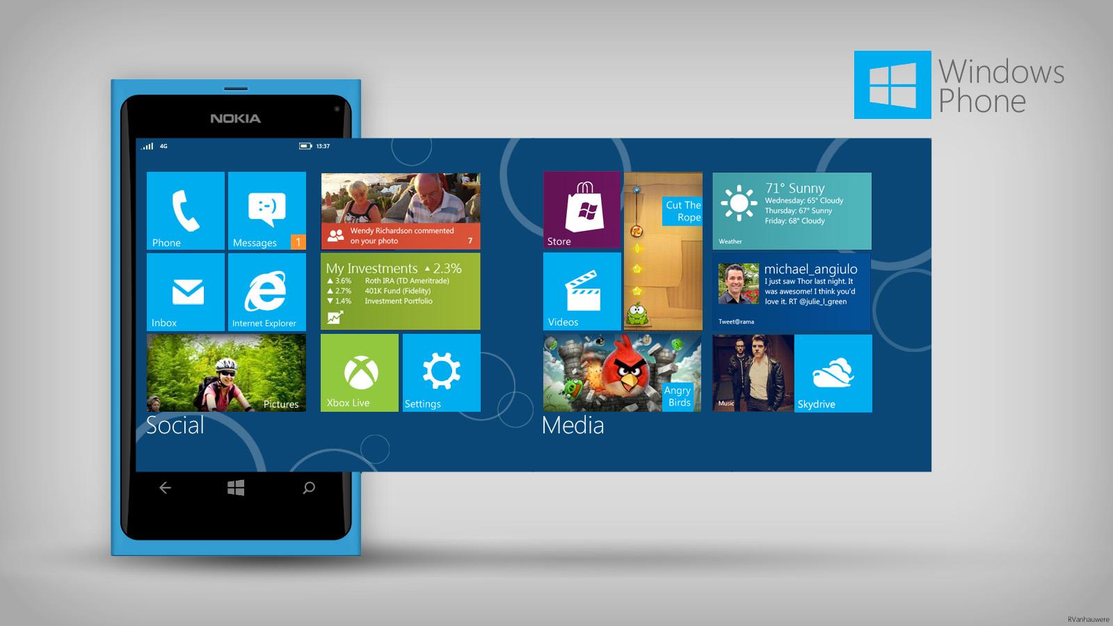 Kommt 2015 ein einheitliches Betriebssystem von Microsoft für Smartphones & Tablets ?