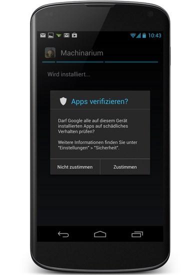 Google lagert App-Verifizierung in die Google Play-Dienste aus