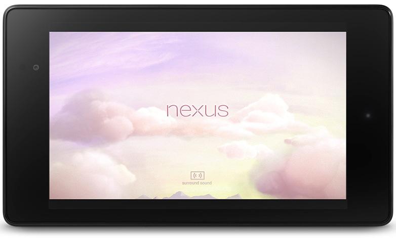 Über die Verfügbarkeit des neuen Nexus 7 per Email informieren lassen