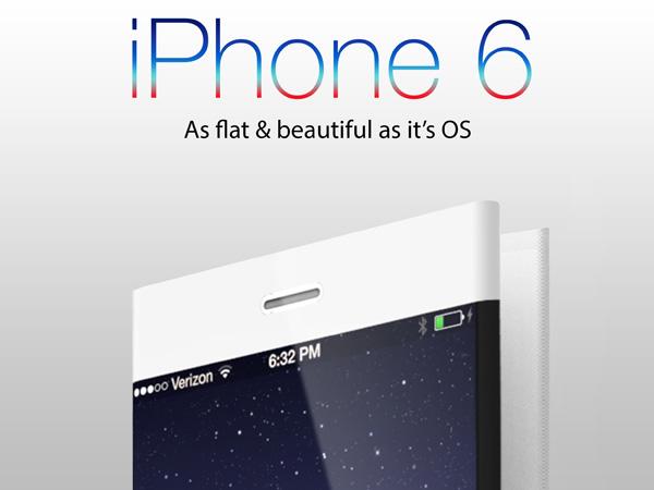 3-in-1 Display – Konzept für das kommende iPhone 6