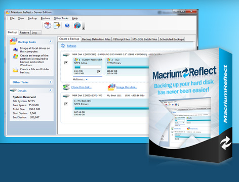Macrium Reflect FREE Edition nun auch mit GPT-Support