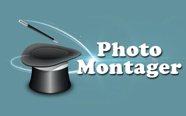 Photo Montager: Windows App für eine Foto-Montage mit vielen Vorlagen
