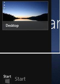 Startbutton ändern Windows 8.1
