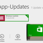 Automatische Windows App Updates deaktivieren Windows 8.1