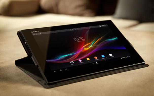 5% Rabatt vom 01.08 – 31.08 auf das Sony Xperia Tablet Z