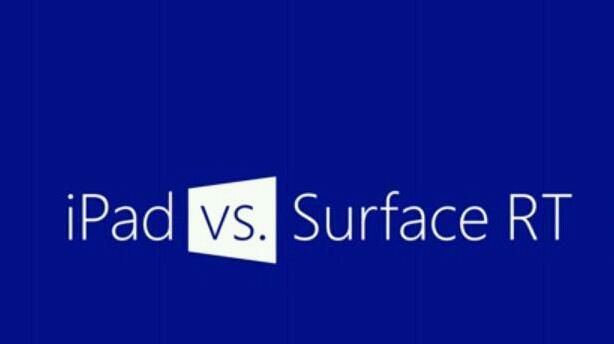 """Eine neue Runde im Videowettstreit """"iPad vs. SurfaceRT"""