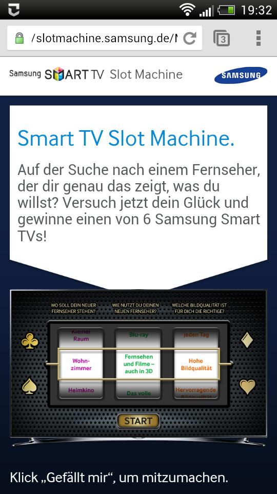 Kurzinfo – Gewinne einen von 6 Smart-TVs von Samsung