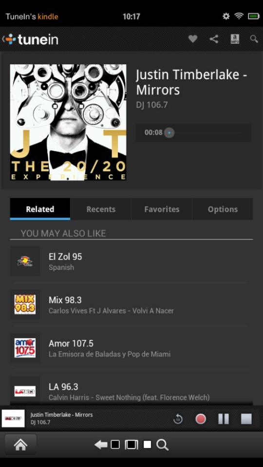 """TuneIn Pro"" heute kostenlos im Amazon App-Store"
