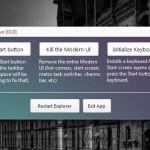 """Mit dem Tool """"MetroRemove"""" den Startbutton unter Windows 8.1 verbergen"""