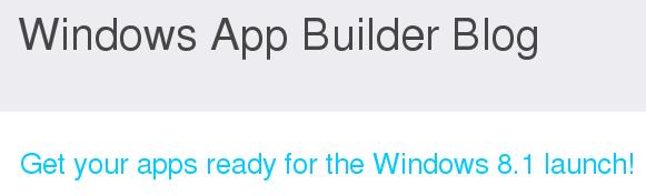 Miese Stimmung bei Windows 8 App-Entwicklern