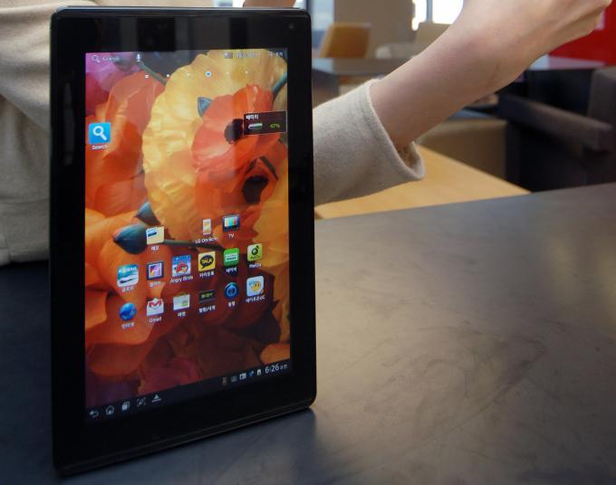 LG G Pad wird zur IFA 2013 vorgestellt
