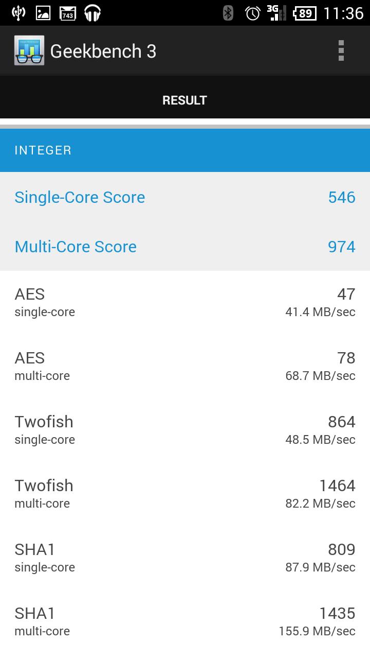 [Android] Geekbench 3 veröffentlicht – Benchmark-App für Android