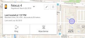 """""""Android Device Manager"""" – Google Dienst zum suchen & finden verlorengegangener Android-Geräte"""
