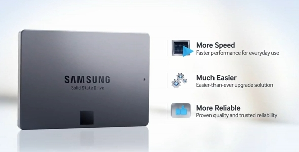 Manchmal ist schlechte Werbung die beste PR – Werbeclip zur neuen Samsung SSD 840 EVO