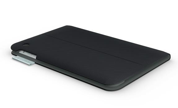 """Neue Tastatur und Schutzcover für das iPad mini – Logitech präsentiert """"Logitech Ultrathin Keyboard Folio"""" und """"Logitech Protective Case"""""""